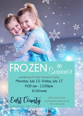 Frozen in Summer